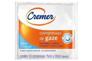 COMPRESSAS DE GAZE